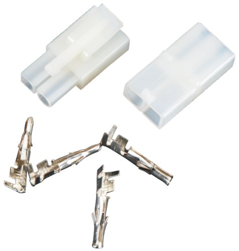 Duratrax Battery Connectors Unwired (2-Piece)