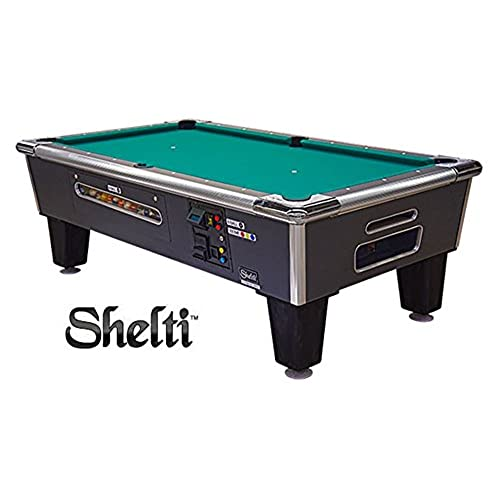 Coin Operated Pool Tables Amazoncom - Dynamo coin operated pool table