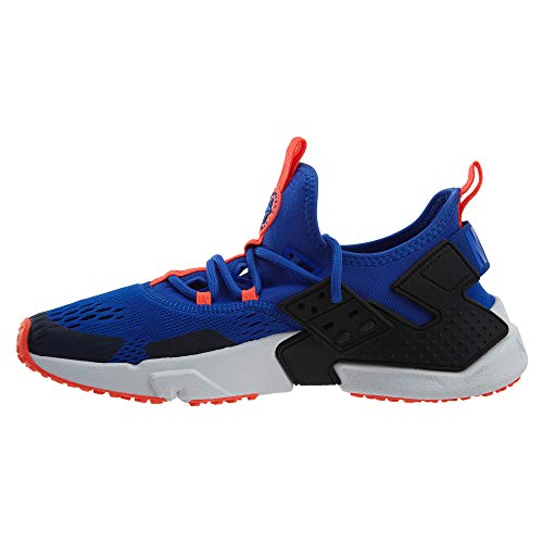Nike Trainers Eu Mens Air Racer Drift Huarache Black Blue Breathe Mesh 42 66rfqgwU