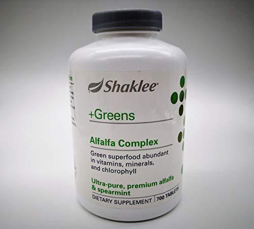 Shaklee Alfalfa Complex (700 Tablets)