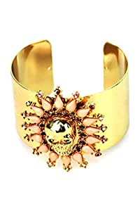 Hipster Women's Gold Plated Bracelet