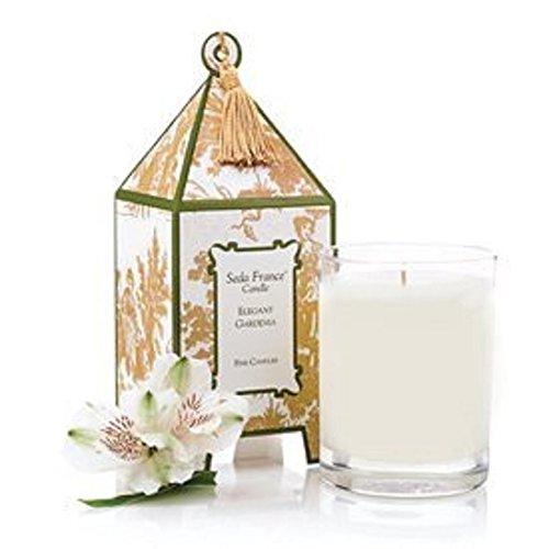 (Seda France - Elegant Gardenia Candle)