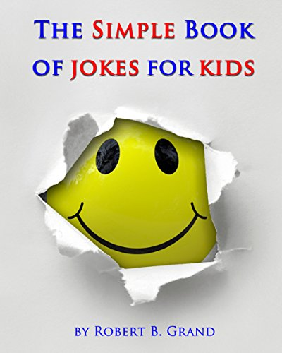 The Simple Book Of Jokes: (with fun animal facts & illustrations)