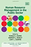 Human Resource Management in the Public Sector, Ronald J. Burke and Andrew Noblet, 0857937316