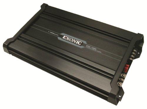 Exonic EXA 1050 1050W 2 ohm Stable FR4 2 Side PCB Monoblock Sub Amplifier