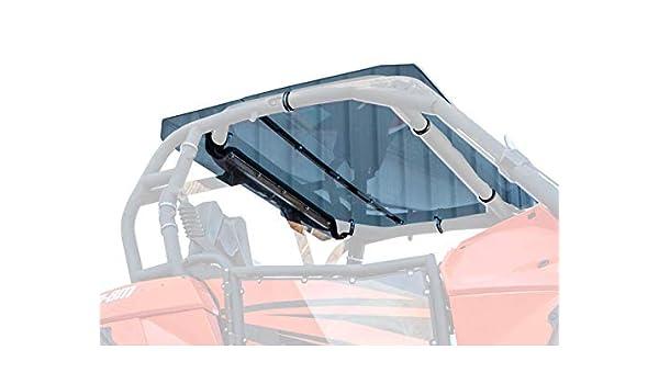 Amazon.com: SuperATV Dark Tinted Roof for Can-Am Maverick (2014-2018) - Installs in 5 Minutes!: Automotive