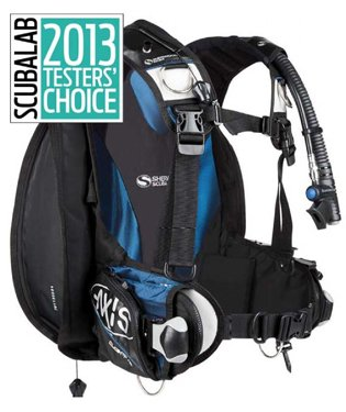 Sherwood Axis BC/BCD Buoyancy Compensator CQR3 Weight Integrated (X-Large (42 lb - Bcd Bc Compensator Buoyancy