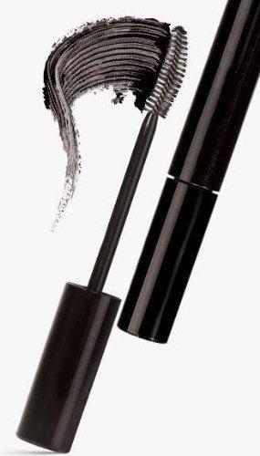Ultra Dramatic Luxury Mascara W/ Curling Brush - Hypoallergenic, Paraben Free (Black) by Treat-ur-Skin