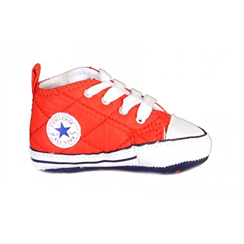 - Converse Baby Boys Chuck Taylor All Star Crib Shoes (Infant) (3 M US Infant, Casino/Navy/White)