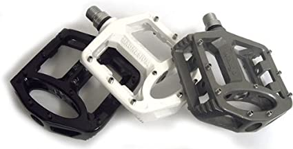 WELLGO Mg1 Magnesium Platform Pedals Black Bike
