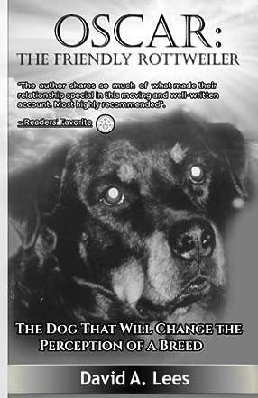 Oscar: The Friendly Rottweiler