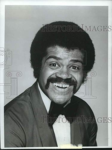 The Love Boat Bartender (Vintage Photos 1978 Press Photo Ted Lange Actor Featured as The Bartender on The Love)