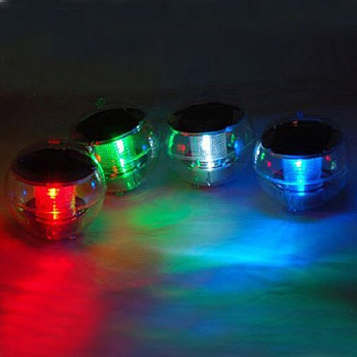 Outdoor Lighted Balls For Trees - 5