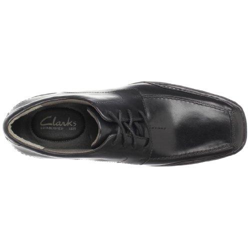 Clarks Mens Cirino Oxford Noir