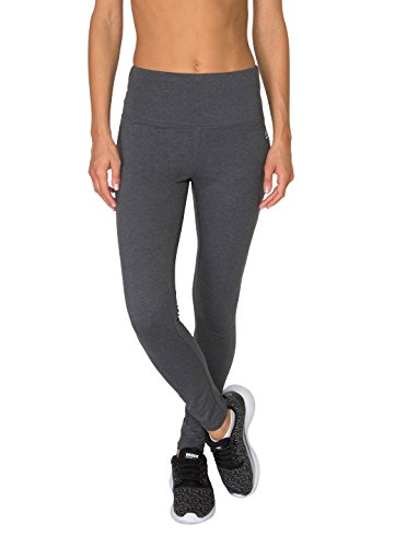 RBX Active Women's Cotton Spandex Tummy Control Workout Legging