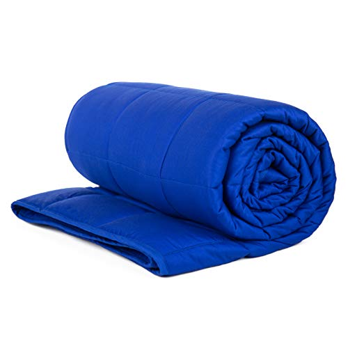 Cheap Tully Karessa B41-7L Cooling Bamboo Viscose 3.0 Weighted Blanket with Glass Beads for Adults/Kids 41