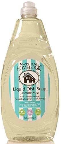 natural homelogic eco friendly liquid dish soap
