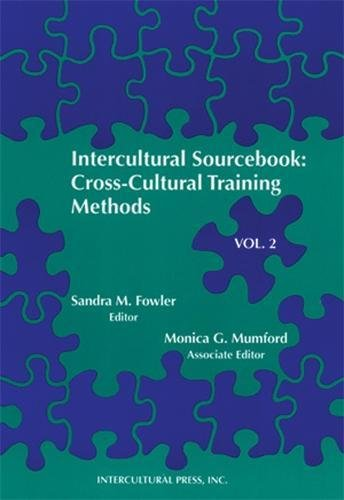 Intercultural Sourcebook Vol 2: Cross-Cultural Training Methods by Brand: Nicholas Brealey Publishing