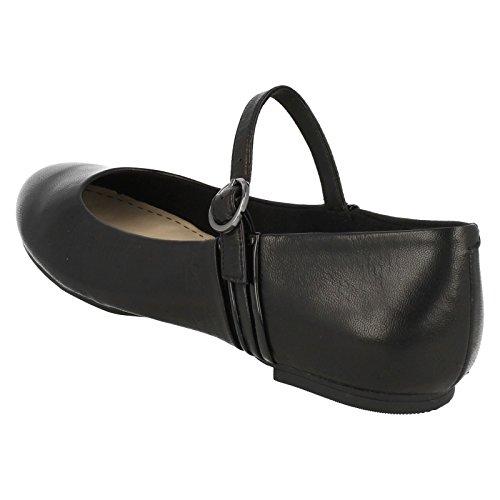 Clarks Alicia Zapatos Casuales De Mujer Claire Negro