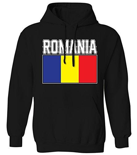 Romania Lettering Romanian European Sweatshirt product image