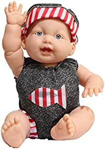 Baby silicone doll