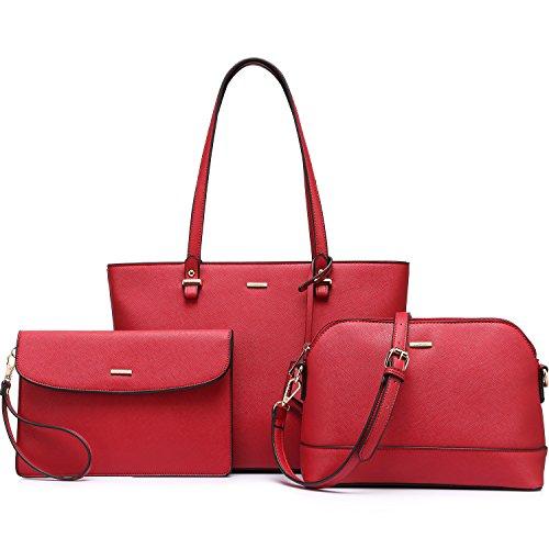 Red Designer Handbags - 6