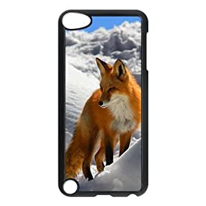 T-TGL(RQ) Custom Brand New Phone Case for Ipod Touch 5 Personalized Cute fox case