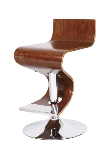 Curved Wood Back Chairs - 7
