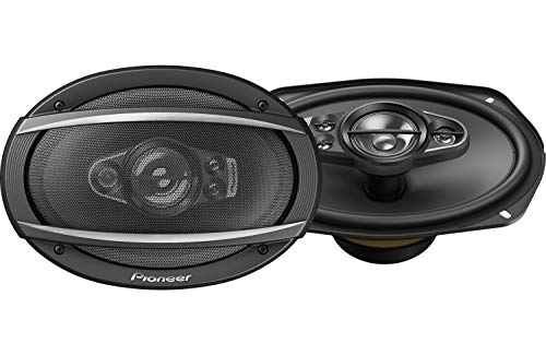 Pioneer 6 Inch X 9 Inch 6x9 700W 5-Way A-Series Coaxial Car Speakers System + Extra