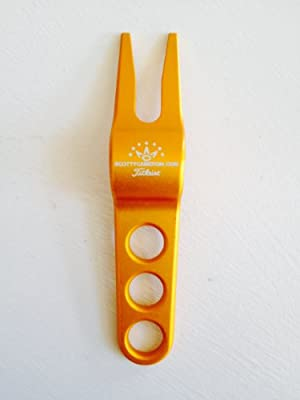 Titleist Scotty Cameron Pivot / Divot Tool - Brand New (GOLD)
