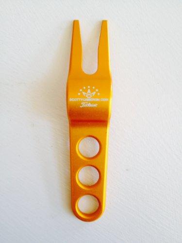 Titleist Scotty Cameron Pivot / Divot Tool – Brand New (GOLD)
