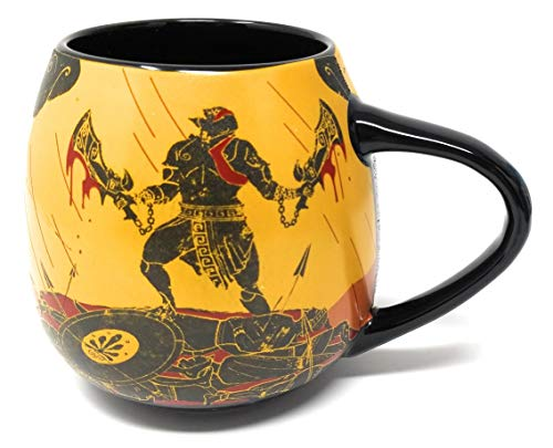 - God of War Cave Painting Coffee Mug - Exclusive