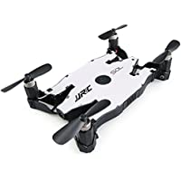 RC Quadcopter Mini Drone, JJRC RTF Helicopter with 720P HD Camera WiFi FPV Toys For Adult Kids Aerial Photography Racing, by ECLEAR