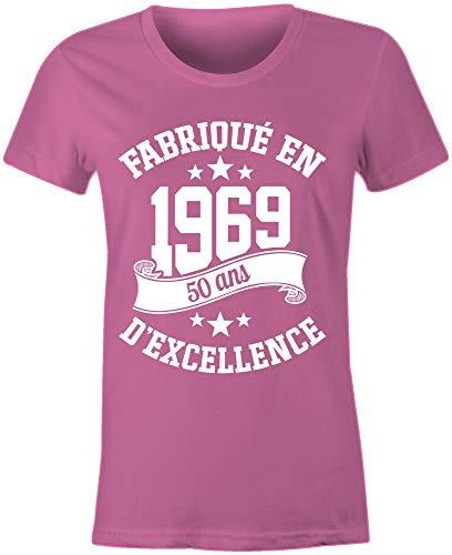 6tn 1969 ser en para camiseta a hacen 50 de Las cumplea incre se os una oras os nXAvqRf