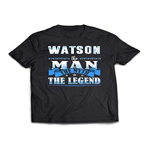 Watson Name Gift - Watson The Man The Myth The Legend Shirt - Tshirt