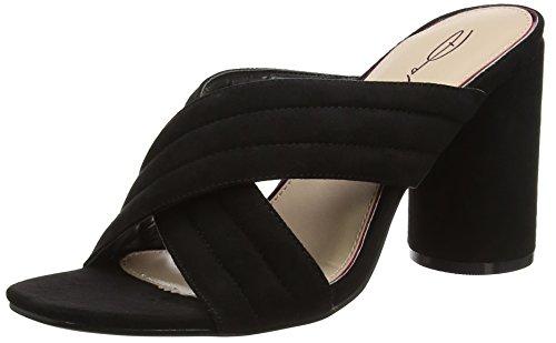 Bottes Dolcis Femme black Noir Microfibre Charlie SS5Wq1