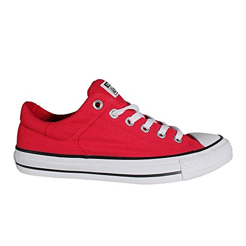 Rot All White Chuck Ox Red Sneaker Street High Taylor Star 151043C Converse tPv4q4