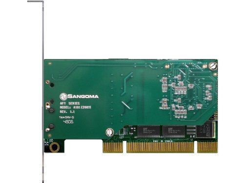 Sangoma A101 A101U Single T1/E1 Interface Card - Asterisk Interoperable