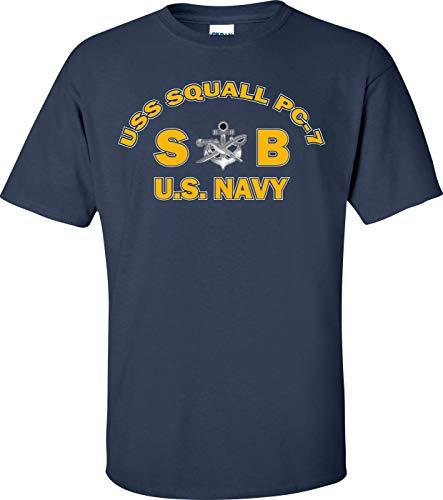 (USS Squall PC-7 Rate SB Special Warfare Boat Operator)