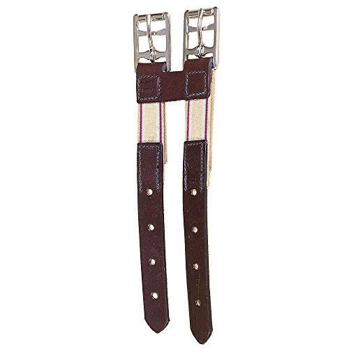 Tory English Girth Extender w/Elastic ()