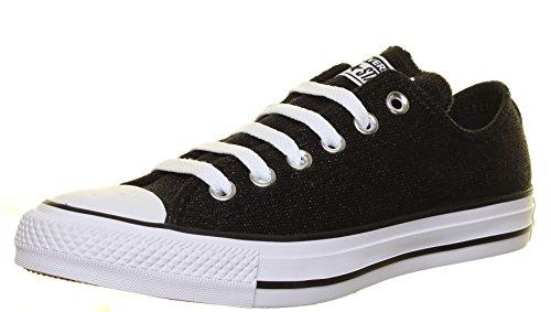 Femme Noir 454270 Ox Textile Ct Sparkle Converse Knit fgqTwxI0