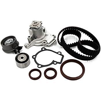 Amazon Com Moca Tck284 Timing Belt Component Kit Water Pump Fit 97