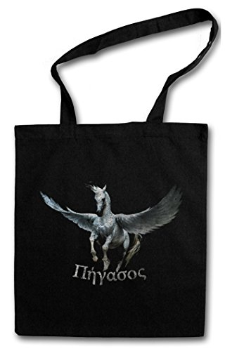 PEGASUS I HIPSTER BAG �?Pegaso mitología griega Caballo alado Flying Pegasi Pferd Horse Greek Mythology