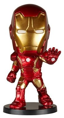 Funko Officially Licensed Marvel Avengers 2 Age of Ultron Mini Wacky Wobbler Bobblehead - 1