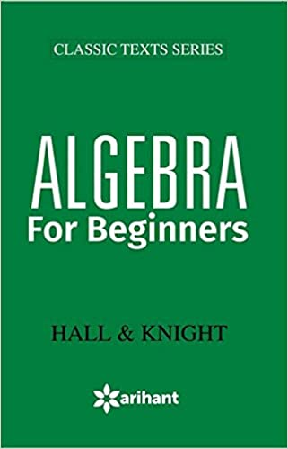 higher algebra by hall and knight pdf free download