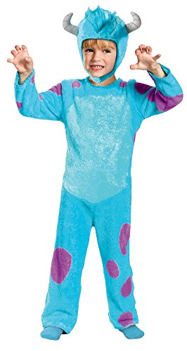 Sully Classic Child Costume 4-6 Kids Boys (Sully Costume For Girls)