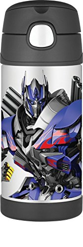 Thermos Funtainer 12 Ounce Bottle, Transformers