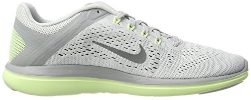 Nike para RN Flex 2016 Grey Mujer Wmns Sneakers Gris qwpUqaA