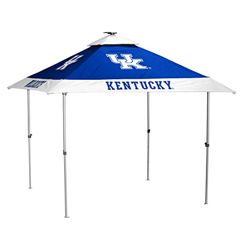 - Logo Brands NCAA Kentucky Wildcats Unisex Pagoda Tent, Royal, One Size