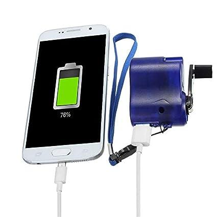 Panamami Nuevo plástico Azul y Elemento electrónico USB de Viaje ...